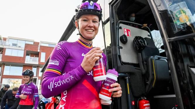 Jolien D'hoore wordt sportdirecteur én gaat wielrensters begeleiden bij Cycling Vlaanderen