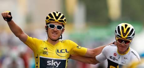 Geraint Thomas, van pechvogel tot Tour-winnaar