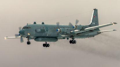 Assad beschuldigt Israël van neerhalen Russisch vliegtuig