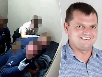 """Jonge vader overlijdt na politieoptreden in Charleroi: """"Agenten maakten plezier terwijl mijn man onder hen lag te sterven"""""""