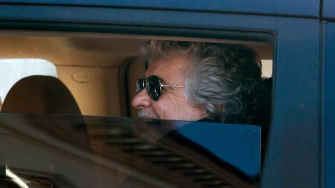 Grillo vraagt functie van regeringsleider voor zijn partij