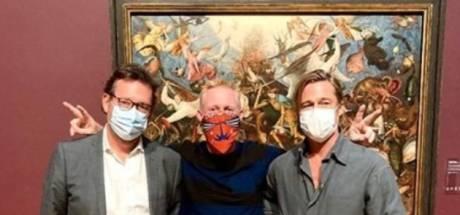 Les Musées des Beaux-Arts rouvrent une galerie spécialement pour Brad Pitt