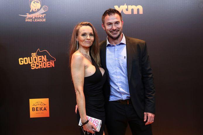 Carl en Vanessa Hoefkens.