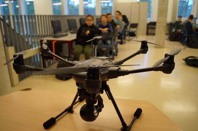 Droneles in de klas