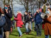 800 klimaatdemonstranten maken minuten lang herrie in Nijmegen