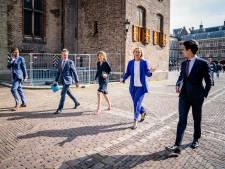 VVD en D66 werken aan regeerakkoord, andere partijen willen niet zomaar 'tekenen bij het kruisje'