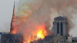 Wat we nu weten over de brand in de Notre-Dame