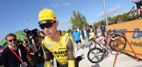 Martin stapt uit de Vuelta na valpartij