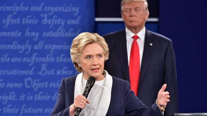 Ultieme wraak voor Democraten: Trump eindigt met exact dezelfde score als Clinton in 2016