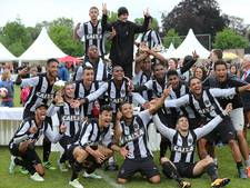 Atletico Mineiro-Manchester United halve finale in Terborg