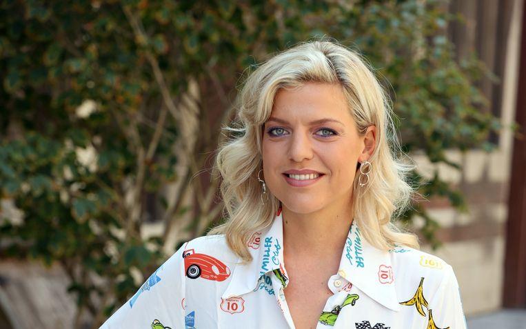 Ella Leyers is vanaf volgende week een van de nieuwe stemmen op Studio Brussel. Beeld Kristof Ghyselinck