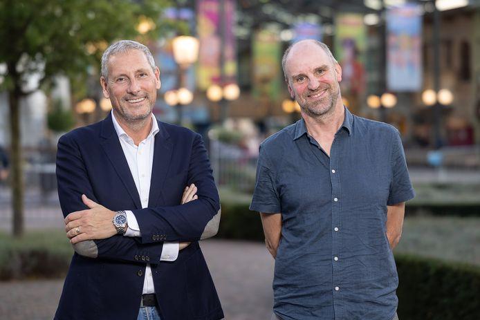 Gert Verhulst CEO van Studio 100 Hans Bourlon