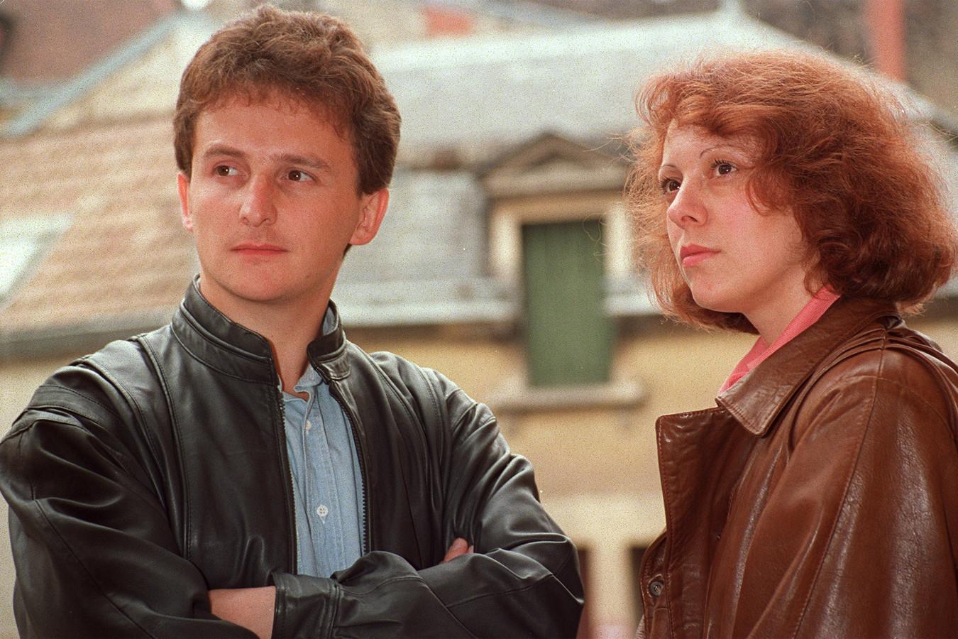 Christine et Jean-Marie Villemin