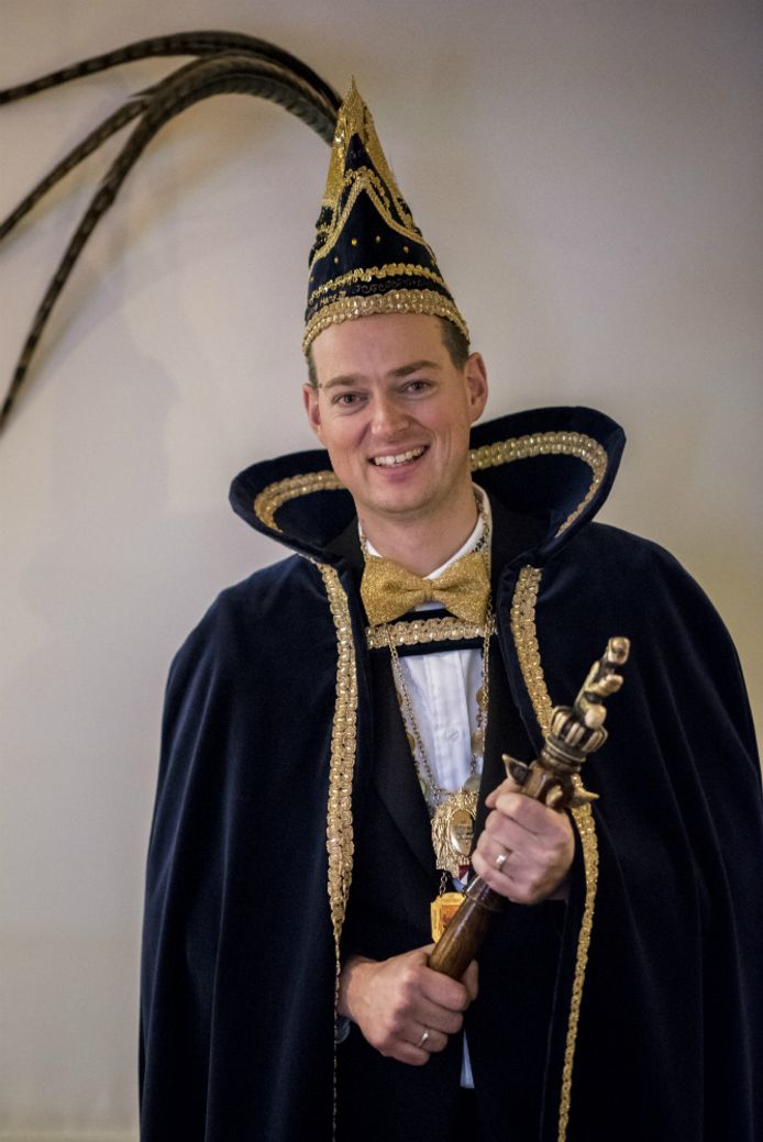 Prins Hans d'n Derde van CV de Plekkers uit Asten.