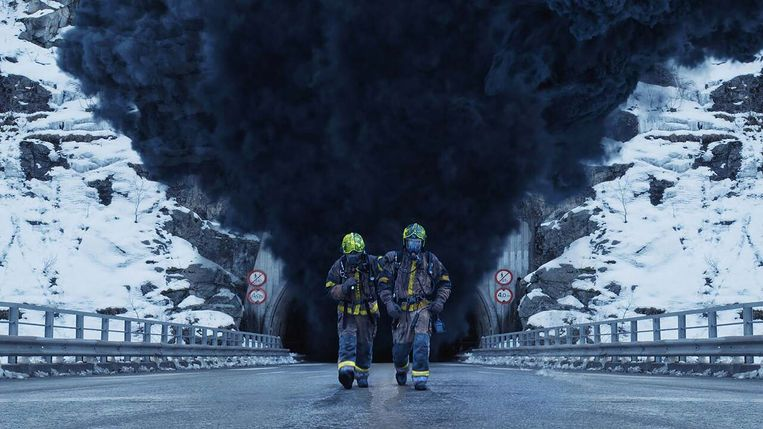 Uit 'The Tunnel'. Beeld RV