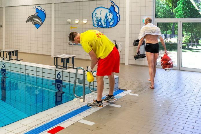 Zwembad Den Hommel.