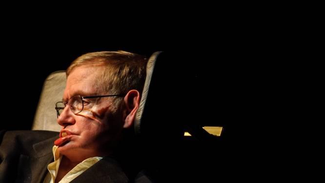 3.000 gegadigden voor lezing Stephen Hawking in Leuven