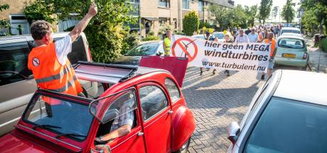 Bewoners in verzet, tóch gaat zoektocht naar plekken voor windmolens door