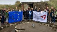 Leerlingen De Bron leveren bijdrage aan Europese documentaire over Atlantikwall