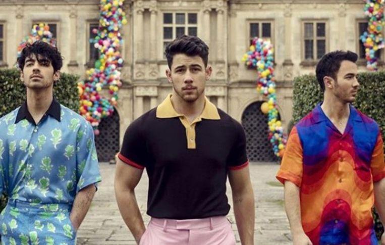 De Jonas Brothers zijn terug.