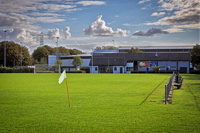 Het sportpark van SC Hoge Vucht in Breda.