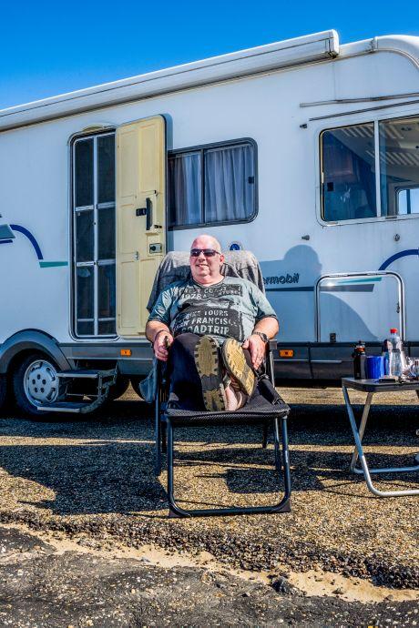 Duitsers negeren negatief reisadvies en vieren vakantie op de Brouwersdam: 'Absoluut onverstandig'