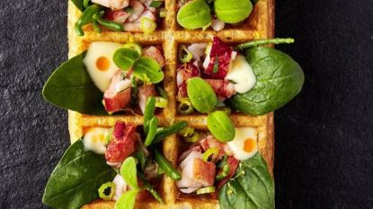 Zin in Wafel met kreeft? Nieuwe 'Gaufres&Waffles' zet het op het menu