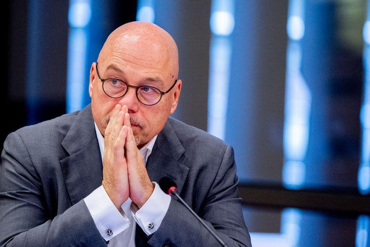 Maurits Hendriks. Beeld Hollandse Hoogte /  ANP