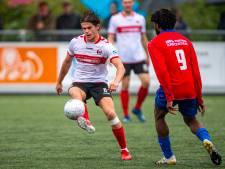 Hoogland voetbalt zoals de dorpsgemeenschap in elkaar steekt: 'Met elkaar, voor elkaar'