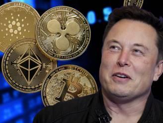 Elon Musk investeert in drie verschillende cryptomunten