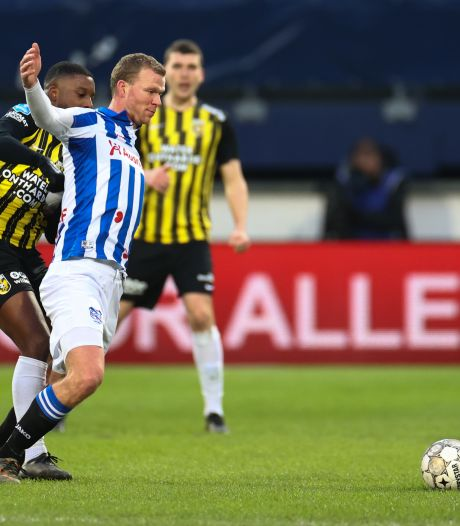 Samenvatting | sc Heerenveen - Vitesse