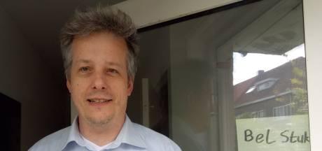 In de Pioenroosstraat in Eindhoven: katalysator meteen gestolen bij tijdelijke bewoner