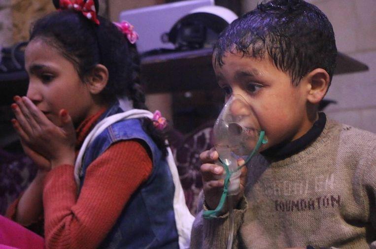 null Beeld The White Helmets