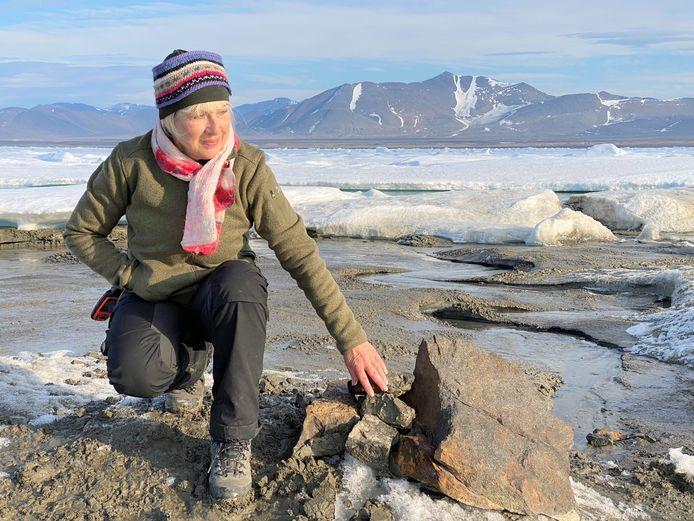 Christiane Leister, à l'origine de l'expédition