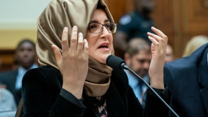 """Vriendin vermoorde journalist Khashoggi: """"Schuldigen nog altijd niet gestraft"""""""