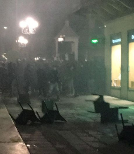 Nouvelles manifestations contre les restrictions en Italie