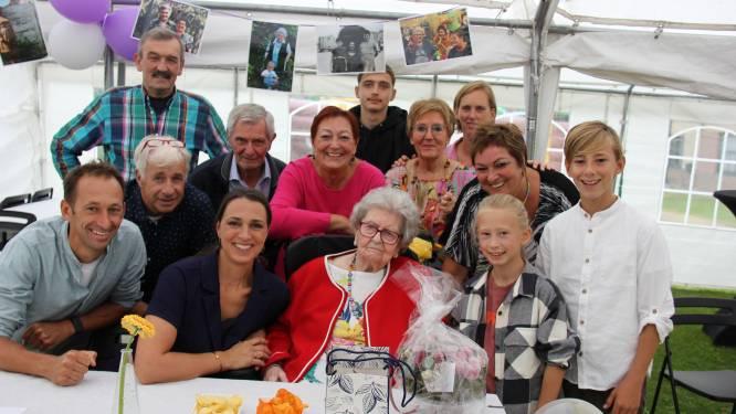 Maria viert 100ste verjaardag in wzc Bremdael