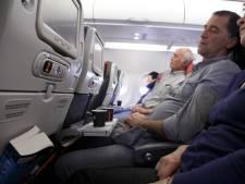 Wettelijk recht op voldoende beenruimte voor Amerikaanse vliegpassagier