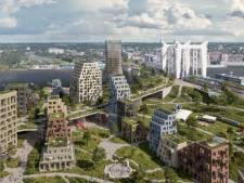 Spoorzone Dordrecht maakt kans op internationale architectuurprijs