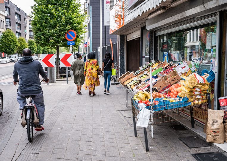 Borgerhout. Beeld Joel Hoylaerts/Photo News