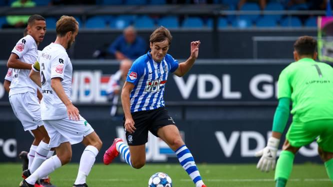 NAC trekt stekker uit onderhandelingen met FC Eindhoven, komst De Rooij voorlopig van de baan