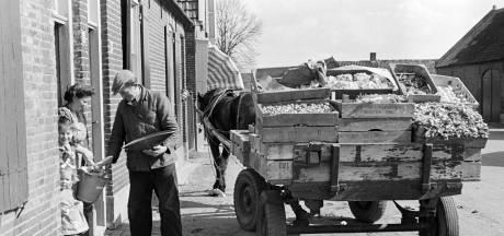 Rondreizend museum trekt met tig oude foto's kriskras door de Osse Schadewijk