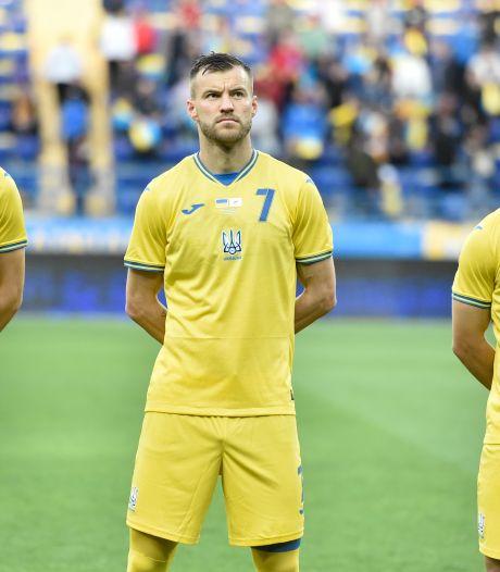 """La Russie se plaint du maillot """"politique"""" ukrainien auprès de l'UEFA"""