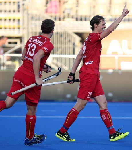Les Red Lions dominent la Nouvelle-Zélande dans une première manche spectaculaire