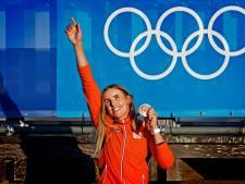 Marit Bouwmeester moet genoegen nemen met brons: 'Maar met een gouden randje'