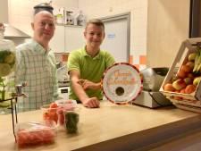 Kantine van Zone.college in Enschede is volop 'gezond'