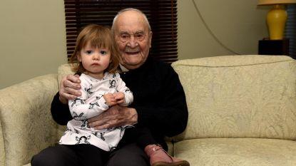 Oudste inwoner wordt 104 jaar