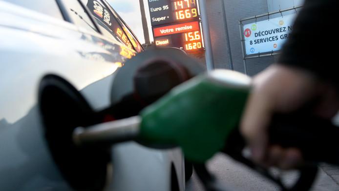 L'essence 95 a vu son prix maximum augmenter de près de 11,6% au cours des 70 derniers jours (archives).