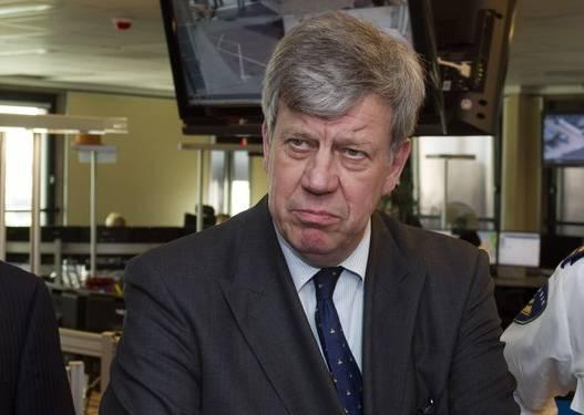 Ivo Opstelten.