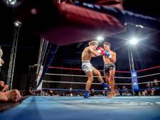 'Eerst vergunning, dan pas vechtsportgala'